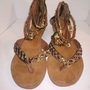 Zigi Soho Womens Sandals 8.5